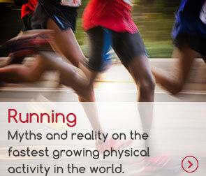 Running for your Vascular and Overall Health!