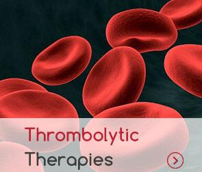 Thrombolyptic Therapies